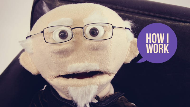 I'm Walt Mosspuppet, and This Is How I Work