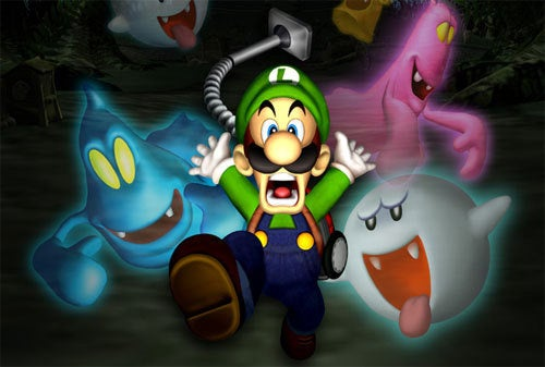 Nintendo Trademarks Luigi's Mansion (Again)