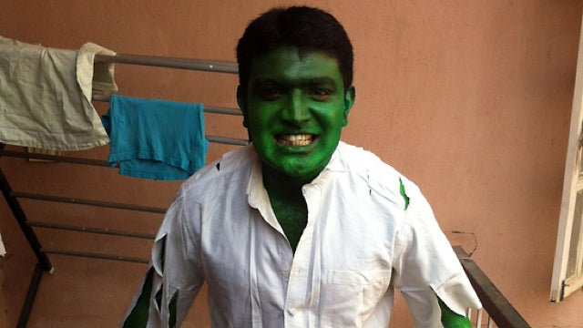 Cosplayers go wild at Bangalore's first-ever Comic Con