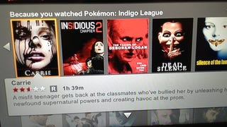 Netflix Is Trying To Give My Daughter Nightmares...