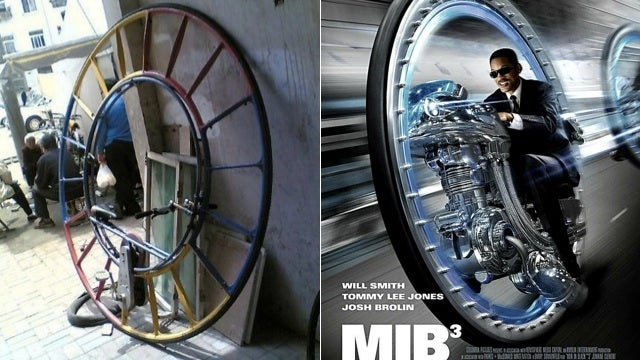 Men in Black 3 and the Art of Stealing Precious Analog Chinese Technology