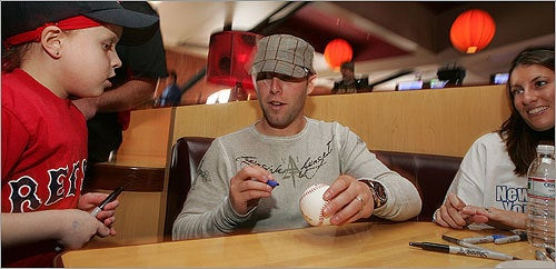 Dustin Pedroia: Enemy of the Geese