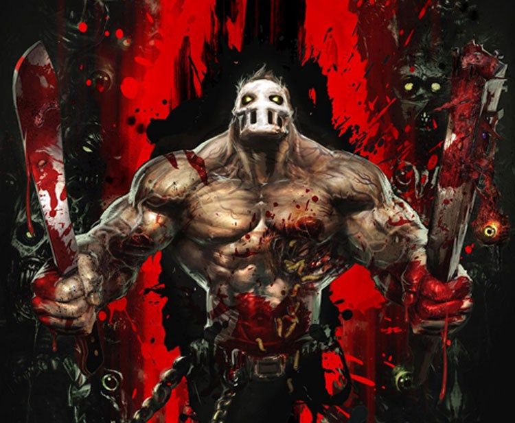 Frankenreview: Splatterhouse