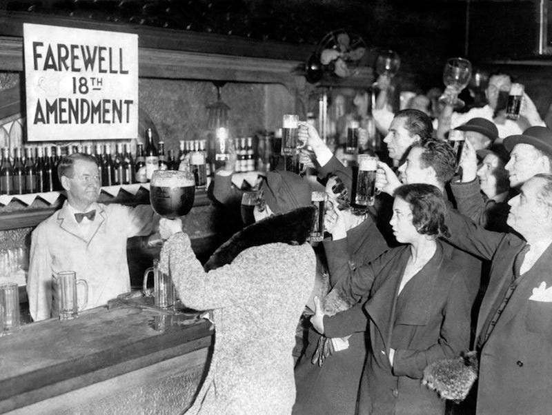 Boozy Snapshots of American Life Under Prohibition