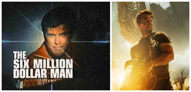 Who's Ready for Mark Wahlberg as The Six Million Dollar Man?