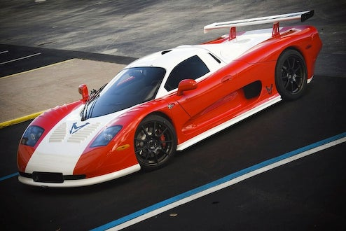 "Mosler MT900 Red Devil Dynos At 1635 HP, Says, ""I Don't Need No LS9"""