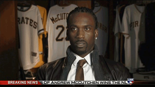 Andrew McCutchen Is An MVP (And The Pirates Are No Longer Jagoffs)