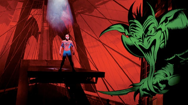 10 script revisions the Spider-Man musical needs desperately