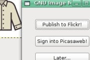 Post Images Directly from GIMP with GimpPublishr