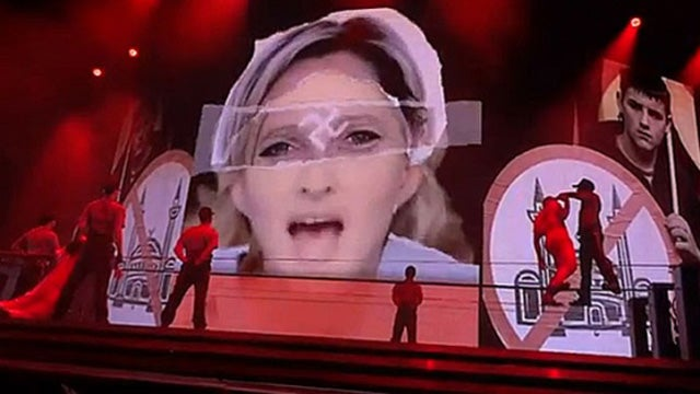 Madonna Uses Swastika Image, Displeases Right-Wing French Politician