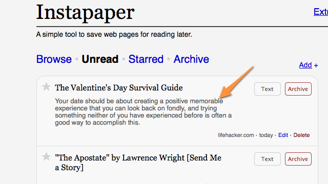 From the Tips Box: Gmail Searches, Save Dialogs, and Instapaper Articles