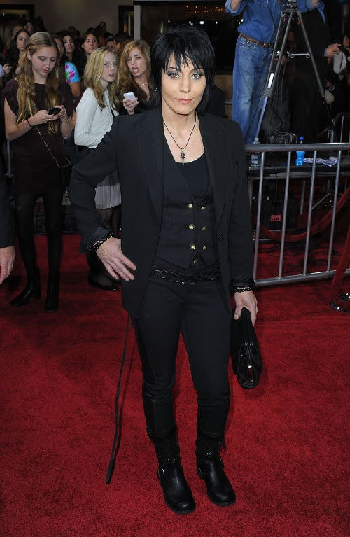 Gothic Horror At The Twilight Saga: New Moon Premiere