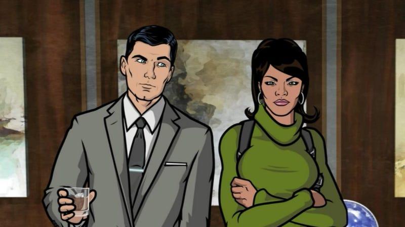 The Next Season Of Archer Looks Amazing