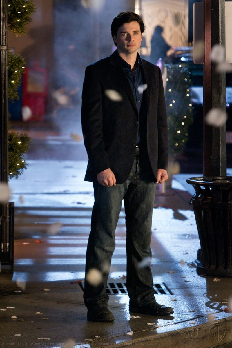 "Smallville ""Icarus"" photos"