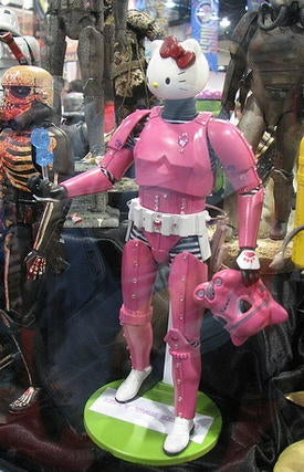 Hello Kitty Stormtrooper Ruins Both Star Wars and Hello Kitty