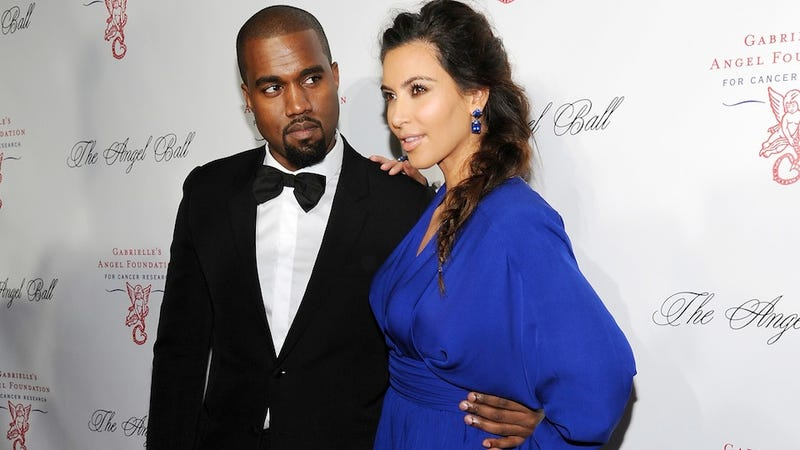 Kim Kardashian Is Pregnant With Kanye West's Child