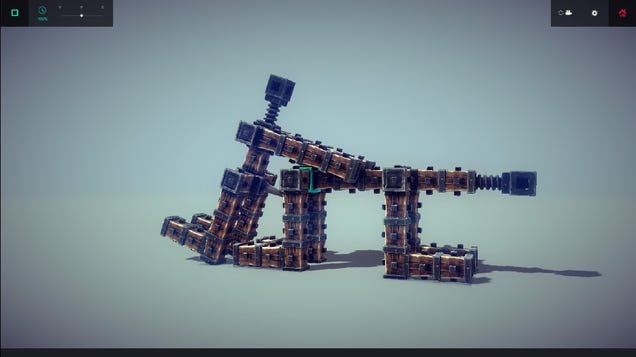 The NSFW Creations of Besiege Players