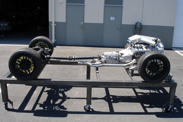 Piper Motorsport V10 E30 M3