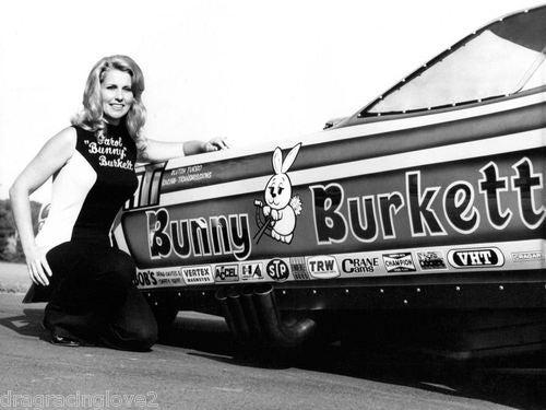 """Carol """"Bunny"""" Burkett"""