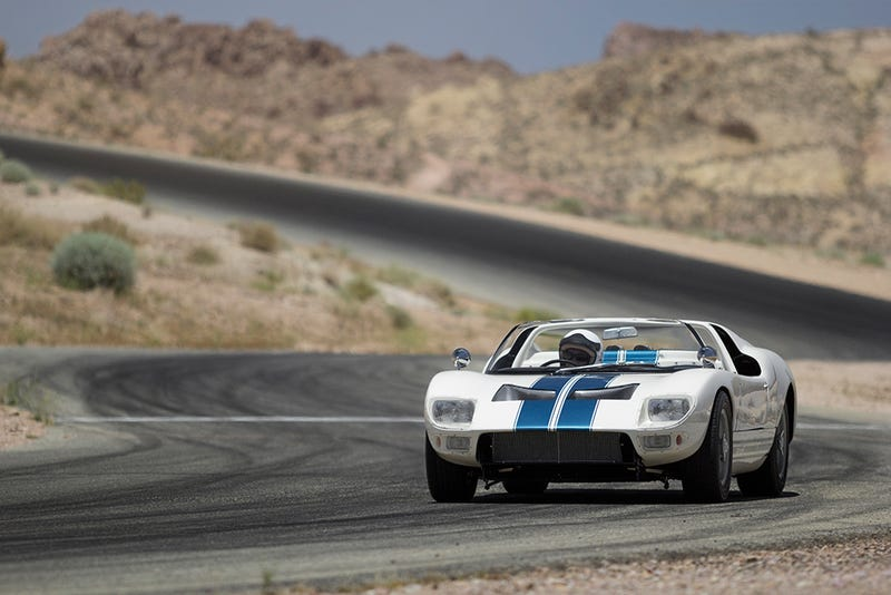 1965 Ford GT40 108 Roadster