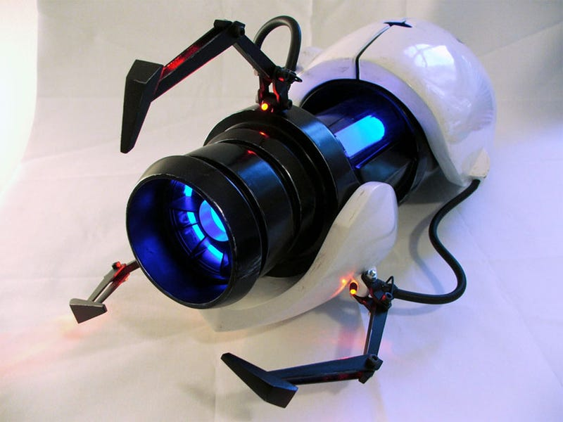 Real Portal Gun Won't Leave You Tasting Blood