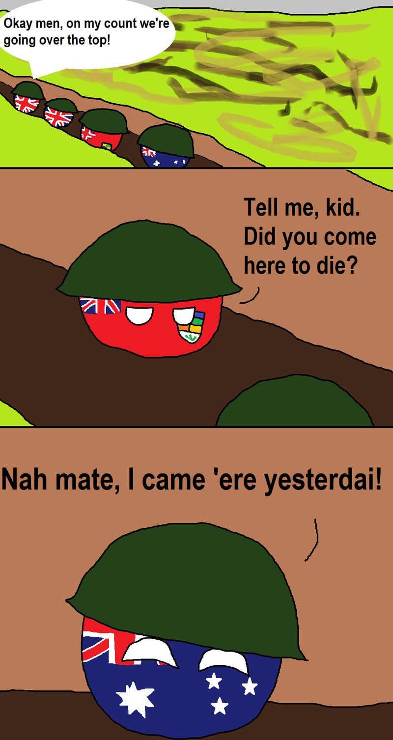 Discovering the Polandball Subreddit was terrible for my productivity