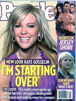 Stop the Presses! Kate Gosselin Has a New Hairdo, and It Looks OK