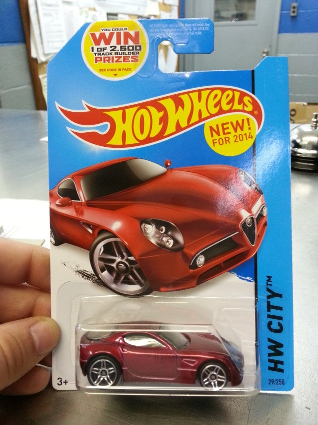 Chasing Die-Cast Cars (A New Forum And Going International!)