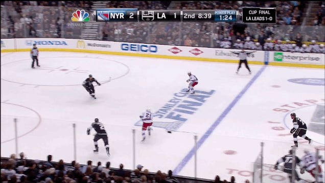 The Marty St. Louis Special