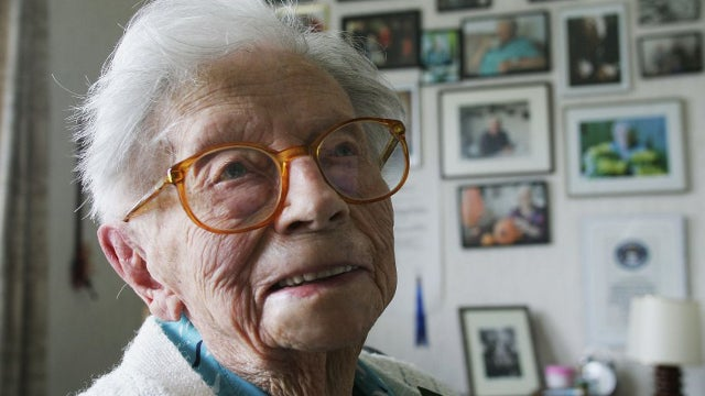 Supercentenarian's Blood Provides Clues To Extending Human Life