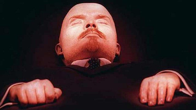 New theory suggests Lenin died from a rare genetic brain disorder