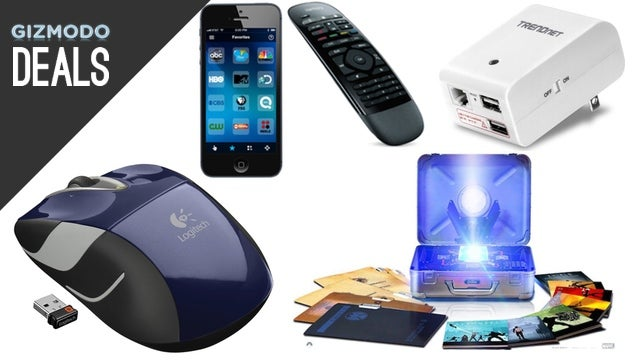 Control Your Living Room with Your Phone, Three-Year Mouse [Deals]