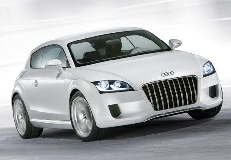 Exec: Audi Won't Build Shooting Brake