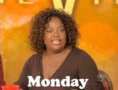Sherri Shepherd's Wigged Out Week