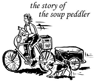 Commenter Of The Day: The Soup Peddler Edition