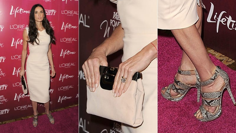 Powerful Hollywood Women Wear Weak-Sauce Shoes