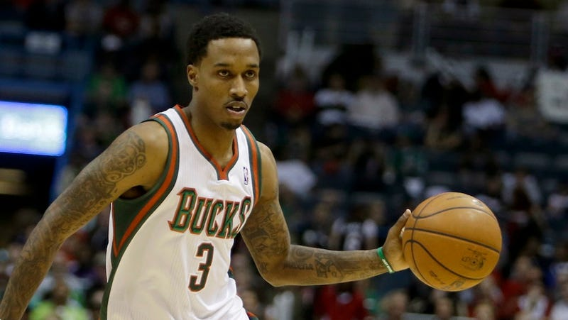 Pistons Trade For Brandon Jennings. Sure, Why Not?