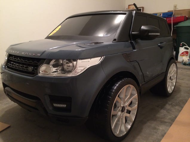 2014 range rover sport supercharged mini review. Black Bedroom Furniture Sets. Home Design Ideas