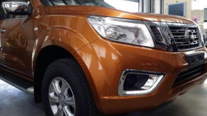 2015 Nissan Frontier: (We're Almost Positive) This Is It