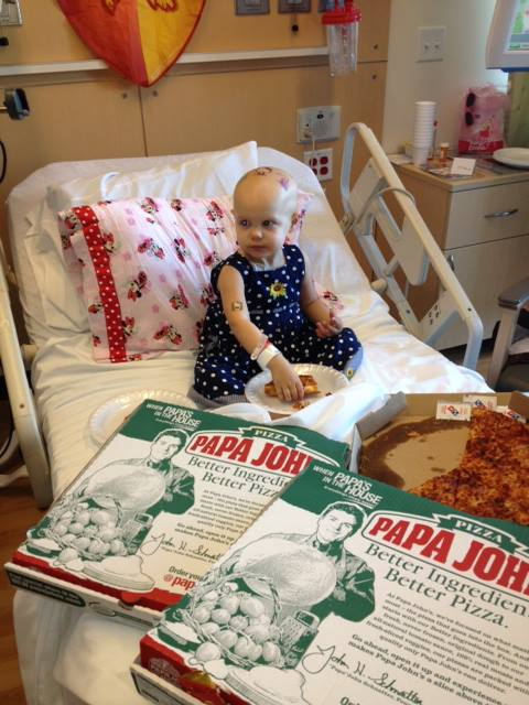 Reddit Floods Hospital with Pizza After Young Patient Pleads for a Pie