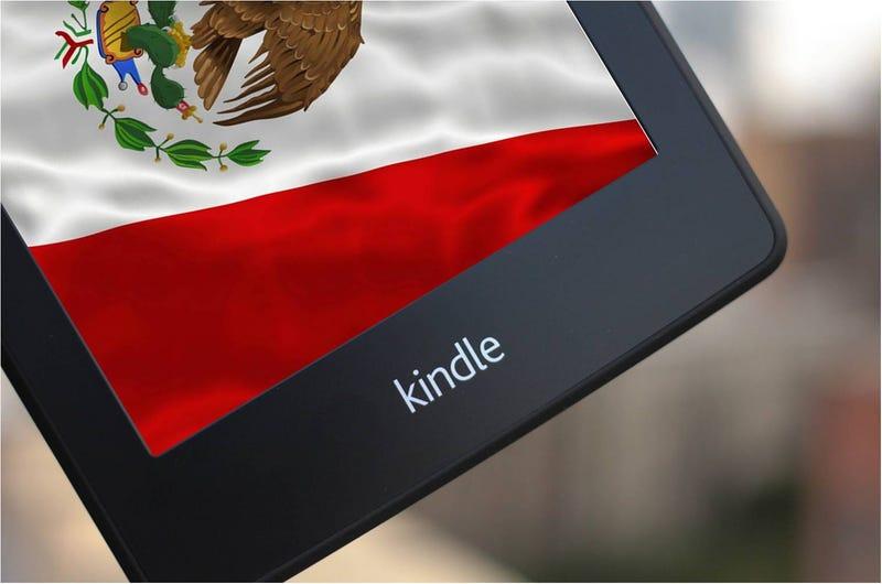 Amazon abre su tienda de eBooks en México