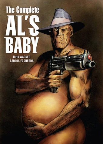 Spend your comic book Thursday with supergods and pregnant (male) gangsters