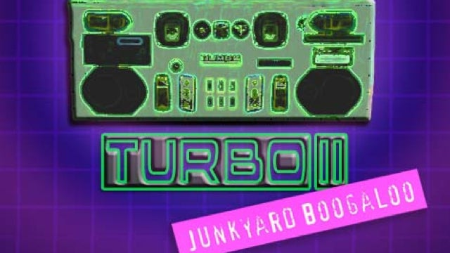 Turbo II, Junkyard Boogaloo - Part 2: How To
