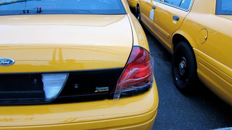 New York Taxi Treasure Trove: Photos