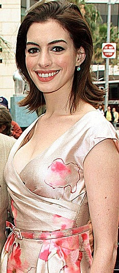 Anne Hathaway To Model For Marc?
