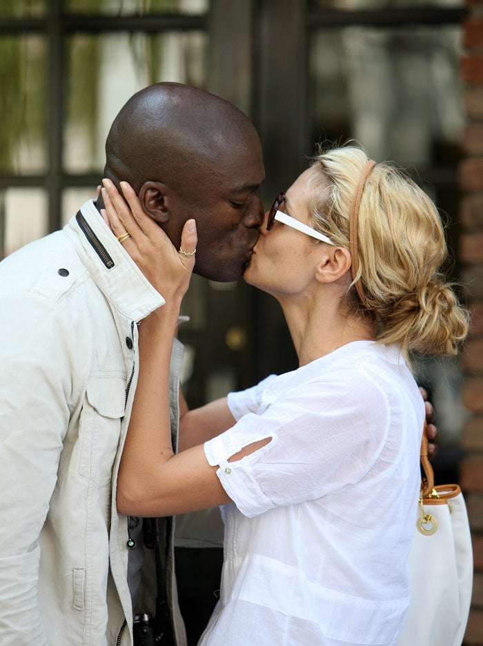 Heidi & Seal: Don't You Wish They'd Make Out?