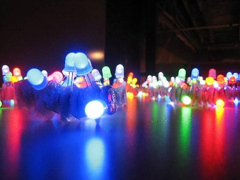 10 Ways to Saturate Your Home With LED Tackiness