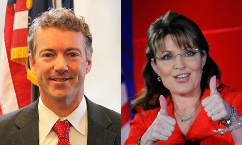 How Rand Paul is the New Sarah Palin