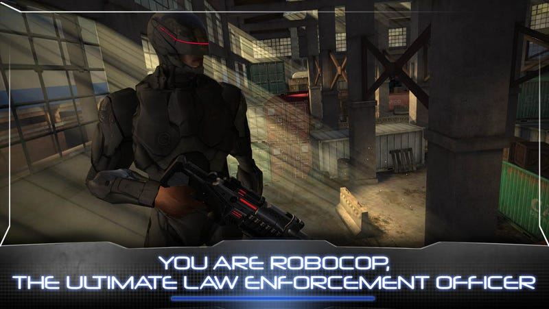 It's About Time We Got A New RoboCop Video Game