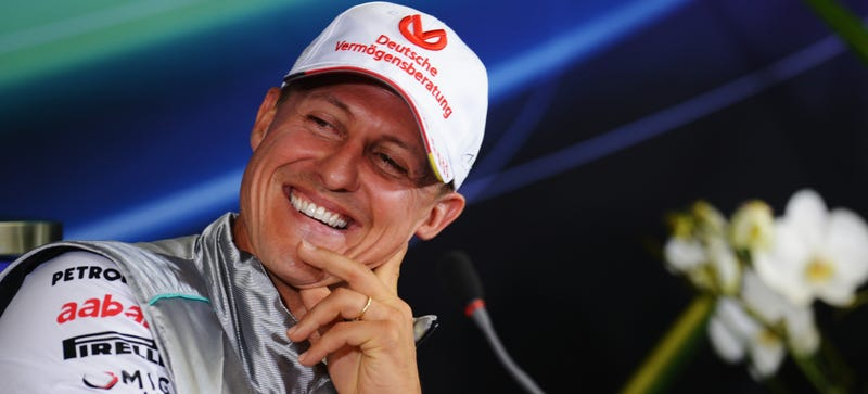 Why 'Moments Of Consciousness' Is Monumental For Michael Schumacher